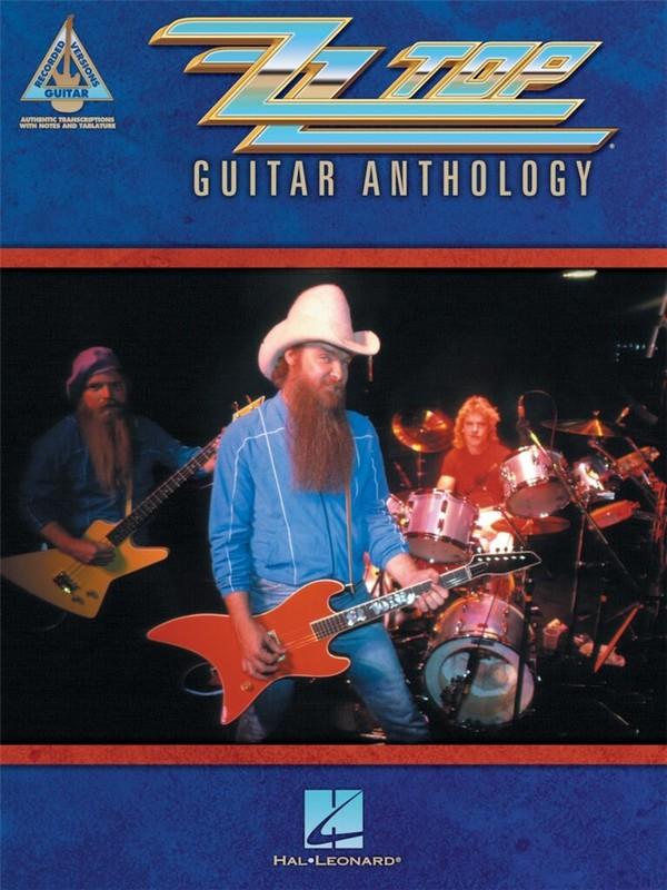 - ZZ Top : Guitar Anthology