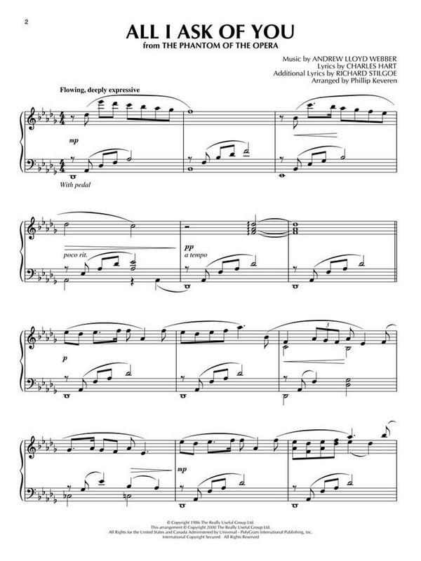 18 contemporary Theatre Classics: for piano