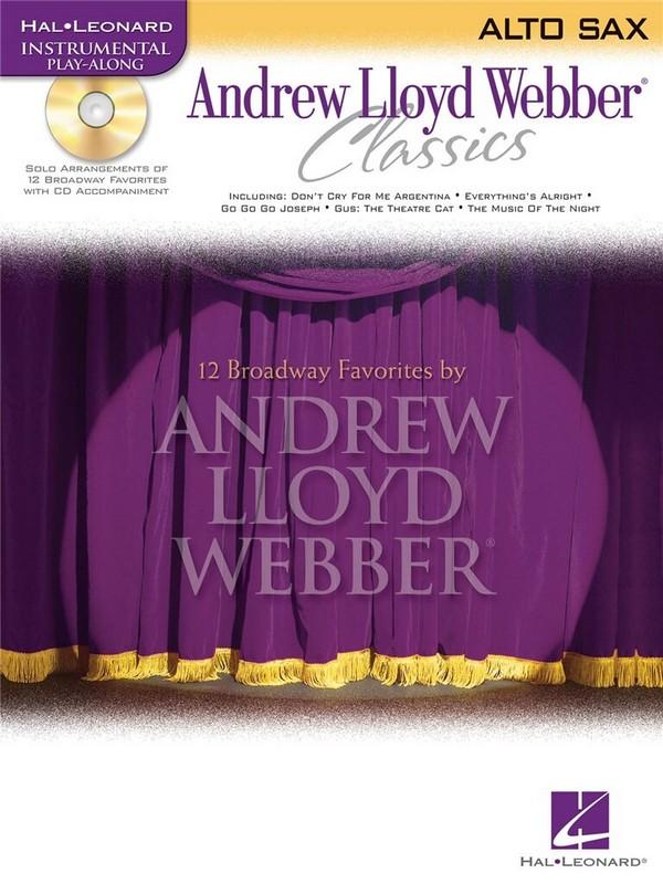 Lloyd Webber, Andrew - Andrew Lloyd Webber Classics (+CD) :