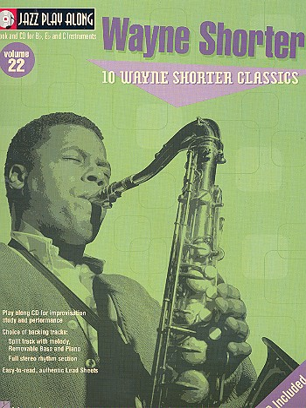 10 Wayne Shorter Classics (+CD): for b, es and c instruments