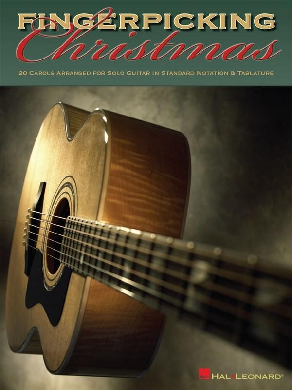 Fingerpicking Christmas: for vocal/guitar/tab