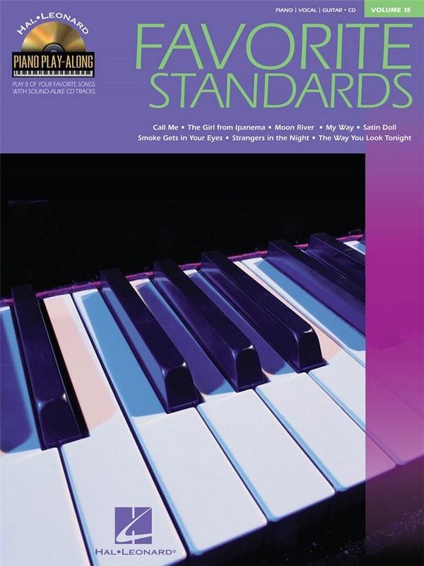 - Favorite Standards (+CD) :