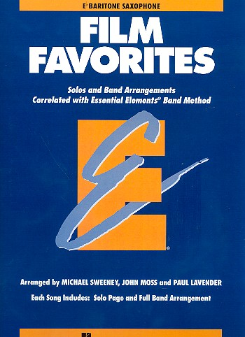 - Film Favorites : for concert band