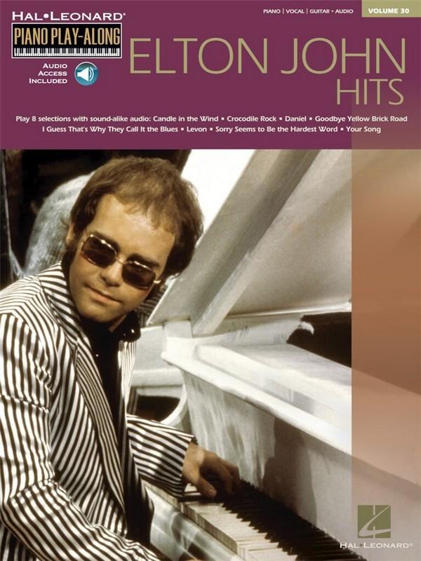 - Elton John Hits (+CD) : Songbook