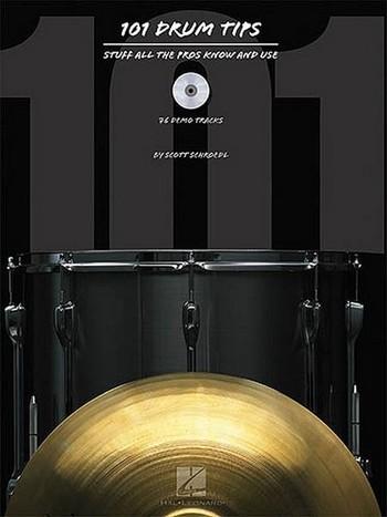 101 Drum-Tips (+CD) (en)for drum set