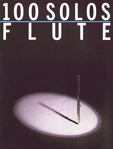 - 100 Solos : for flute