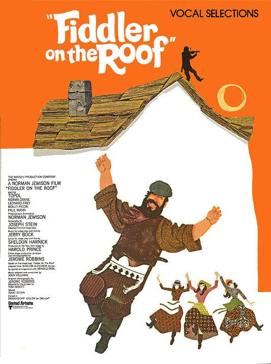 Bock, Jerry - Fiddler on the Roof :