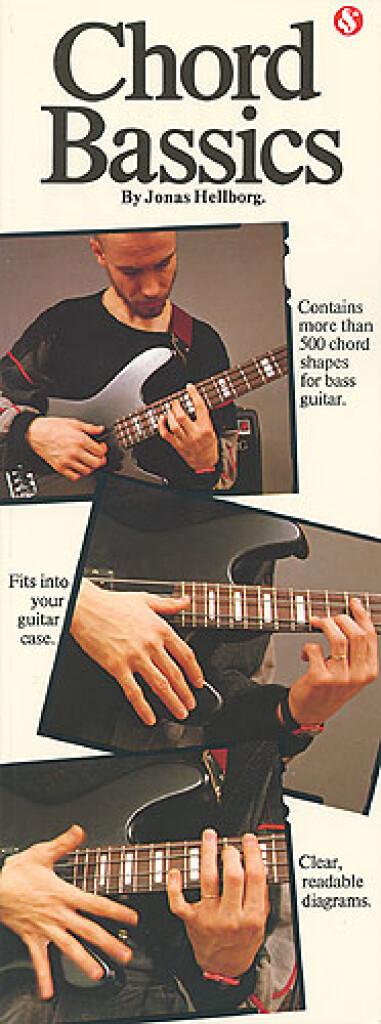 Chord Bassics: für E-Bass
