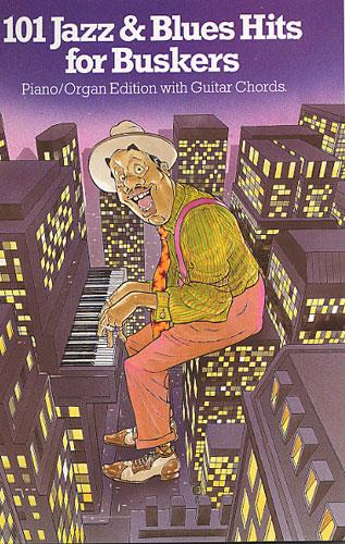 101 Jazz and Blues Hits for Buskers: c-edition