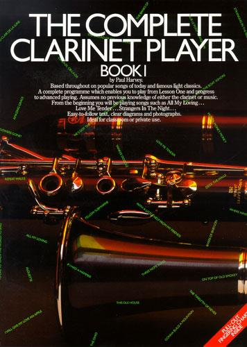 The complete clarinet player vol.1