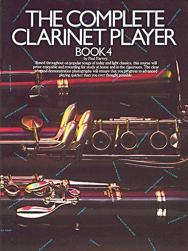The complete Clarinet Player vol.4