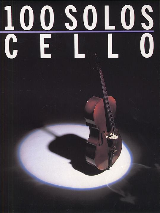 100 Solos: for cello
