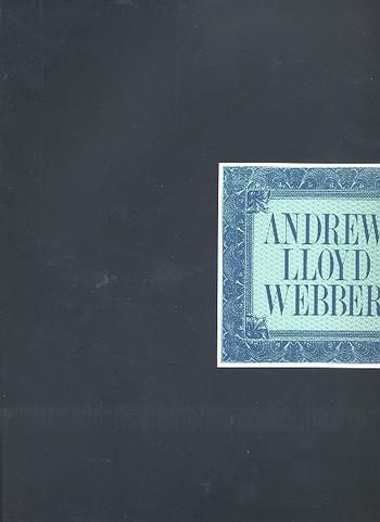 Lloyd Webber, Andrew - The Andrew Lloyd Webber Anthology :