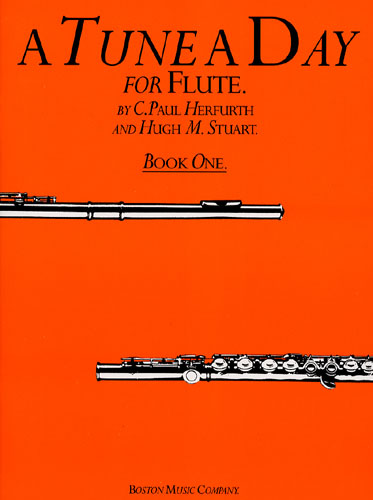 A Tune a Day vol.1: for flute