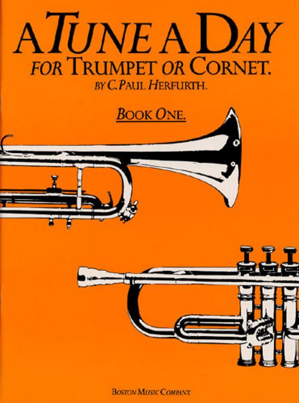 A tune a day vol.1: for trumpet (cornet)