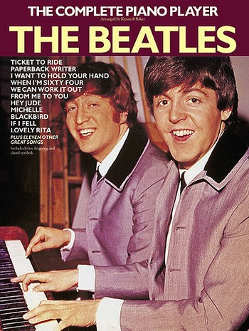 The Complete Piano Player: Beatles