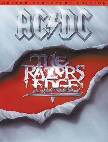AC/DC: THE RAZORS EDGE SONGBOOK