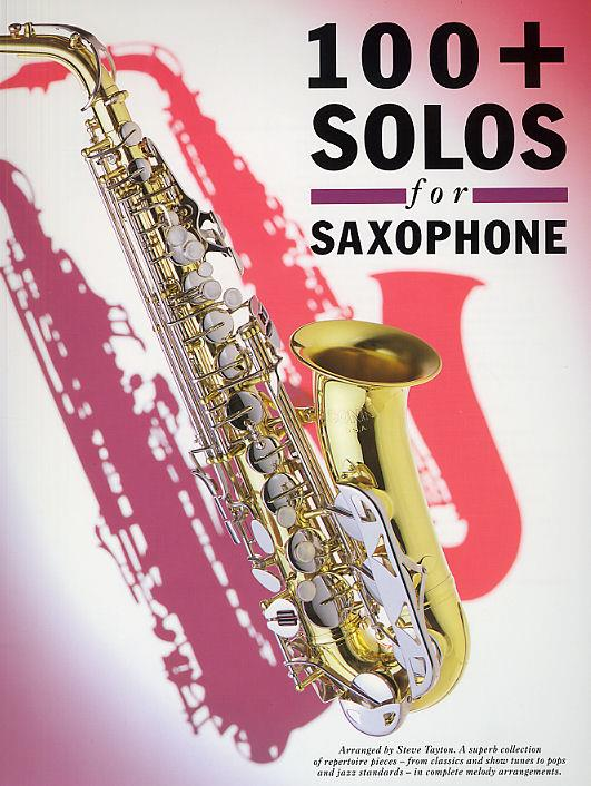 100 plus Solos: for saxophone