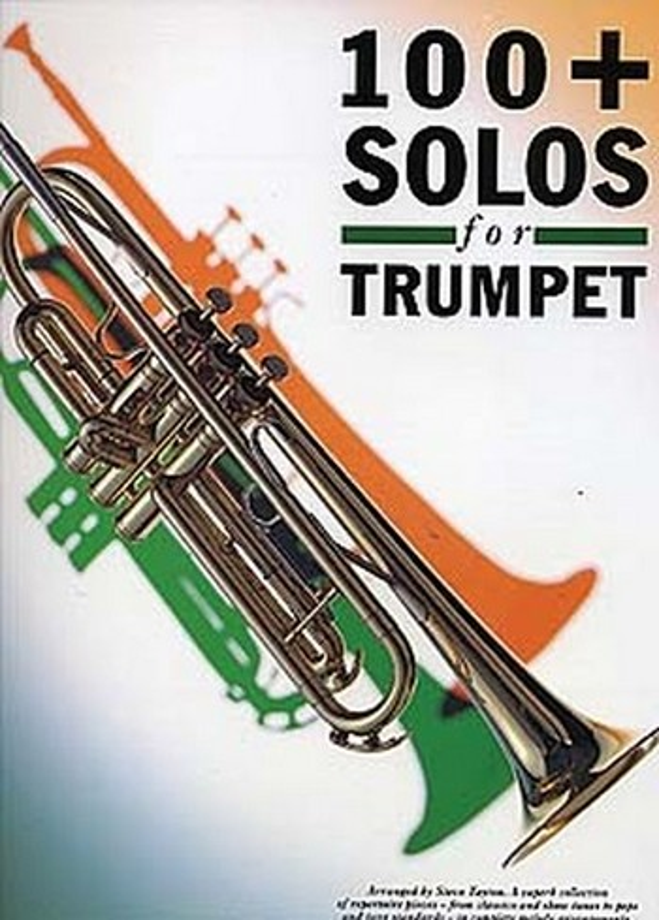 100 plus Solos: for trumpet