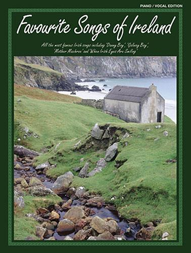 Favourite song of Ireland: für Gesang und Klavier
