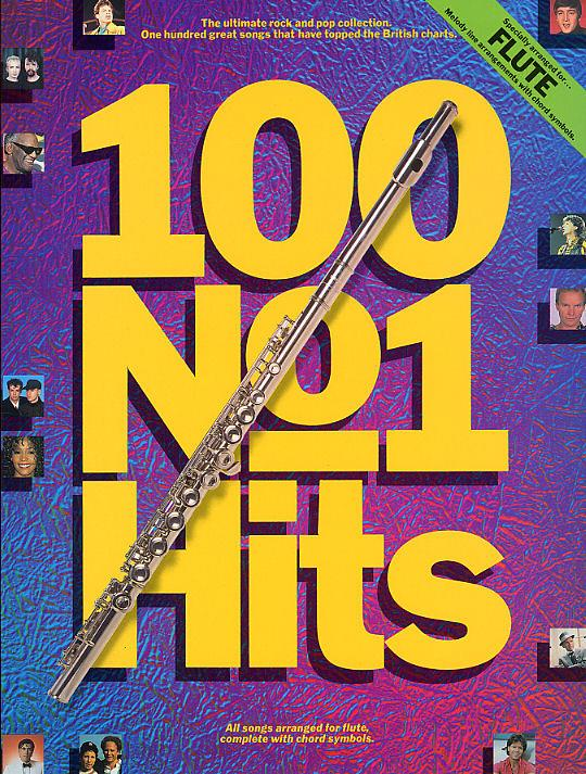 100 No.1 Hits: for flute