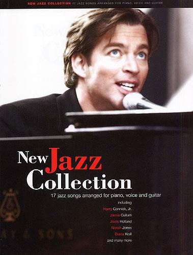 New Jazz Collection: for piano/voice/guitar