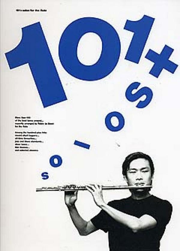 101 Plus Solos: for flute
