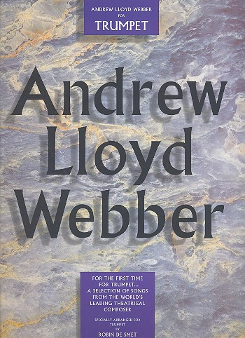 Andrew Lloyd Webber: Songbook for trumpet