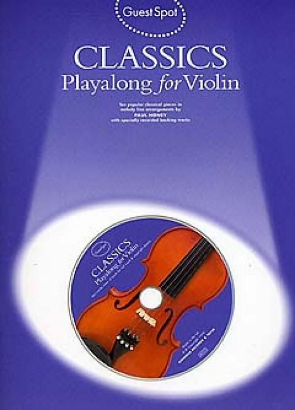 - Classics (+CD) : for violin