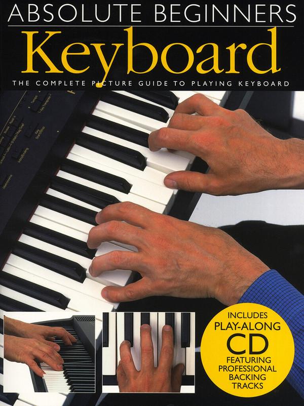 Absolute beginners (+CD): Keyboard