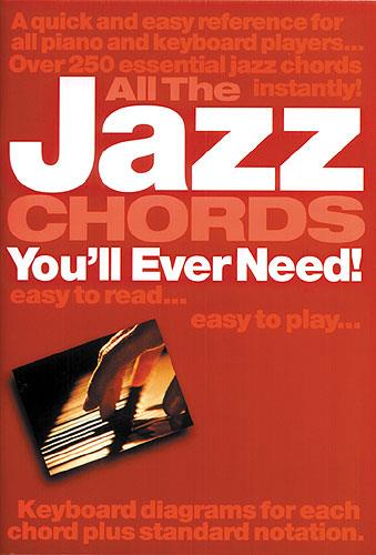 All the Jazz Chords you\