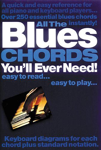 All the Blues Chords you\