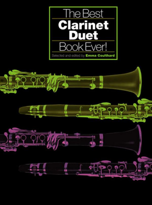 - The best Clarinet Duet Book ever :