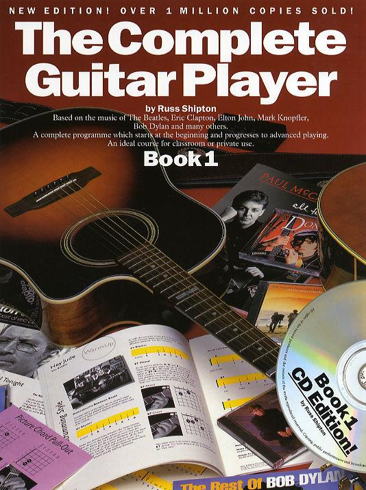 The complete Guitar Player vol.1 (New Edition)