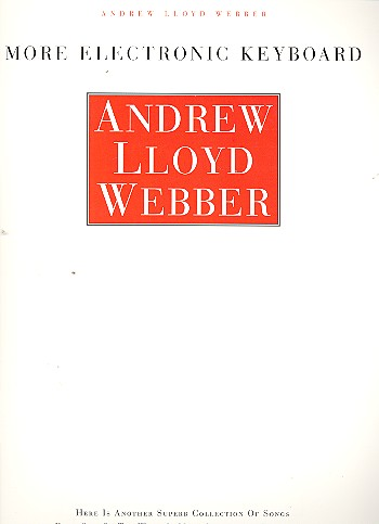 Andrew Lloyd-Webber for electronic keyboard