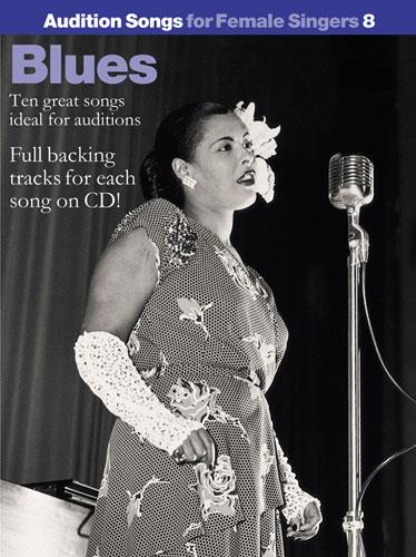 Blues (+CD): Audition Songs for female singers vol.7