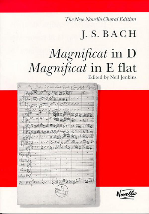 2 Magnificate: für Soli, Chor und Orchester