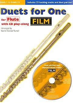 Duets for one (+CD): Film Tunes for flute