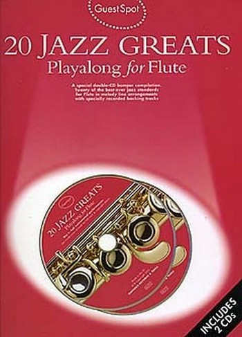 20 Jazz Greats (+2 CD\
