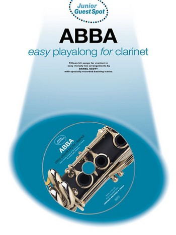 ABBA (+CD): for clarinet