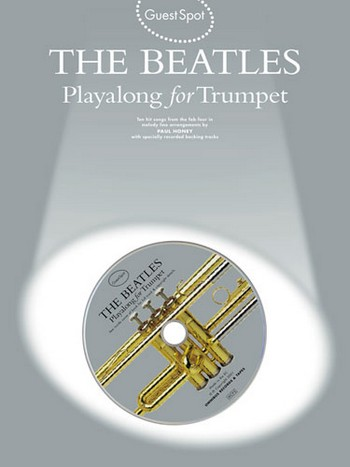 - The Beatles (+CD) : for trumpet