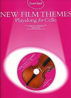 - New Film Themes (+CD) : for violoncello
