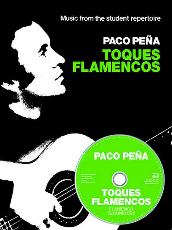 Pena, Paco - Toques flamencos (+CD) :