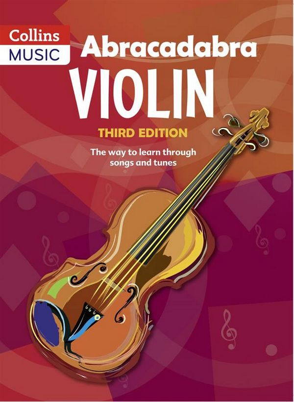 Davey, Peter - Abracadabra Violin vol.1 :