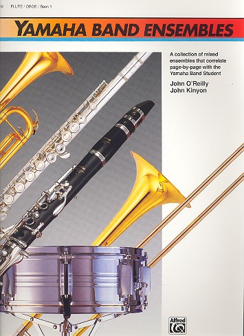Yamaha Band Ensembles vol.1: flute / oboe