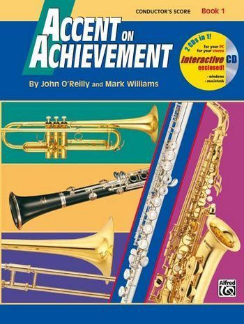 Accent on Achievement vol.1 (+CD-ROM): conductor\