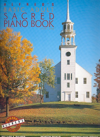 Basic Adult Sacred Piano Book Level 1