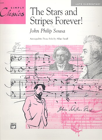 The Stars and Stripes forever (Theme): for easy piano