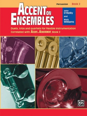 Accent on Ensembles vol.2: percussion