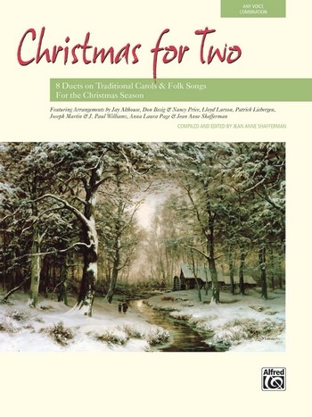 - Christmas for two : for 2 voices and piano
